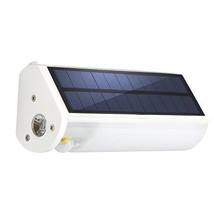 brilex Solar Sensor Lights with USB Charging, 5-Level Brightness, Magnet... - $26.70