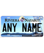 Riviera Nayarit Mexico Any Name Number Novelty Auto Car License Plate - $14.80