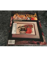 For the Love of Cross Stitch  Magazine November 1994 Western Accents - $2.99