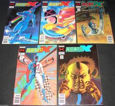 5 1989 NOW Comics RACER X 7, 8, 9, 10, 11 FINE-VF Comic Books - $13.99