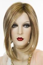 Mena 14/26S10 Blonde Short Lace Front Monofilament Jon Renau Straight Wigs - $290.81
