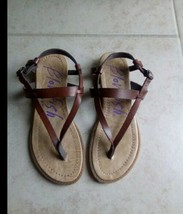 Blowfish Size 6 1/2 Toe Thong Sandals No Wear - $14.95