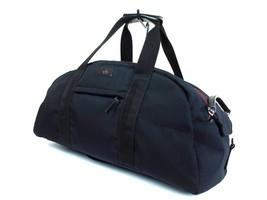 Authentic GUCCI Nylon Canvas Black Boston Bag GB1655 - $298.00