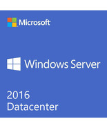 Windows Server 2016 Datacenter 64 Bit Genuine License KEY - $28.99
