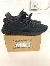 Adidas Yeezy 350 Boost FU9006 12.5 UK 13 US Triple Black bred calabasas 350 700 image 4