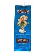 100 Percent Hawaiian Chocolate Macadamia Nut Ground Coffee - $16.48