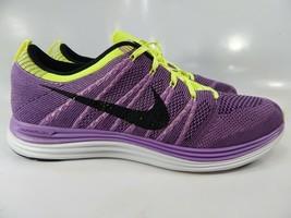 Nike Flyknit Lunar 1+ Size US 12 M (D) EU 46 Men's Running Shoes 554887-505 - $67.90