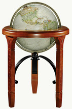Jameson 16 Inch Floor World Globe By National Geographic - $710.00