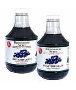 "FruitFast - Concord Grape Juice Concentrate""Cold Filled"" 2 QUARTS, 64 Da... - $47.95"