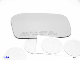 Fits 04-10  F150 Right Pass Convex Mirror Glass w// Rear Holder