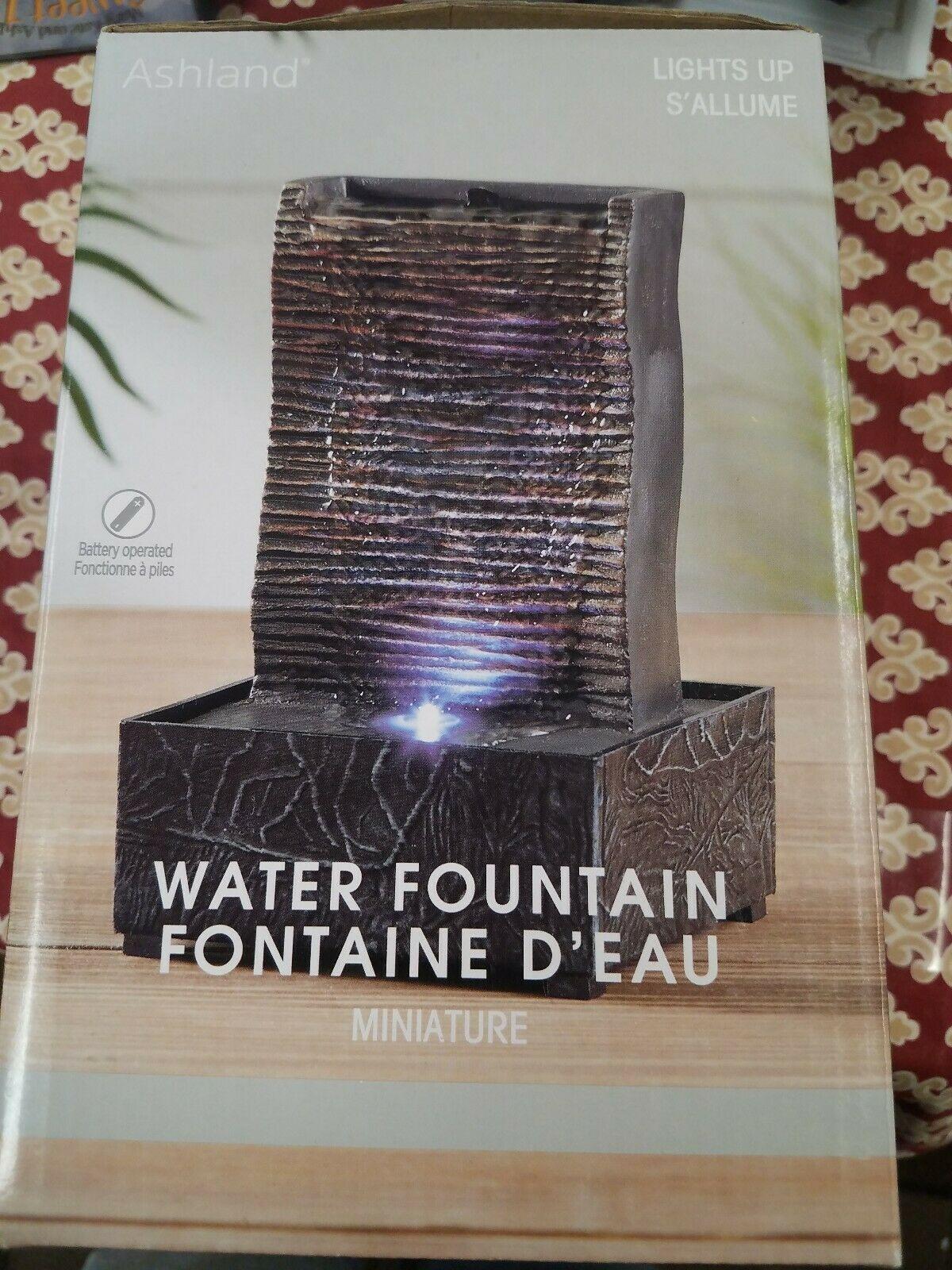 Ashland Water Fountain - $39.99