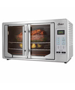 pre French Door Oster Digital Countertop Toaster Convection Oven - $2.032,85 MXN