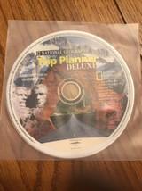 ☆National Geographic Trip Planner☆Windows 95/98 CD-ROM☆N in Sleeve!☆
