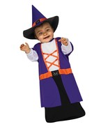 Witch Baby Bunting Halloween Costume 0-9 Months - $20.00