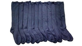 12 Pairs of excell Girls Knee High Socks, Solid... - $23.99 - $26.87