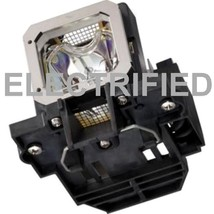 JVC PK-L2210U PKL2210U LAMP IN HOUSING FOR PROJECTOR MODEL DLA-F110 - $49.58