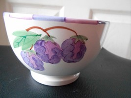 "SMUCKERS ICE CREAM CEREAL BOWL 3.25"" TALL X 5"" ... - $6.79"