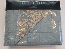 Ralph Lauren Half Moon Bay Arden King quilt - $235.66