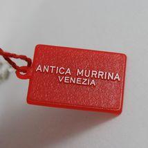 ANTICA MURRINA VENEZIA TURQUOISE SPHERE BALL 12 MM BRACELET, 19 CM, 7.5 INCHES image 4