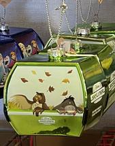 Disney Parks Winnie the Pooh Skyliner Gondola Blown Glass Ornament NEW - $39.90