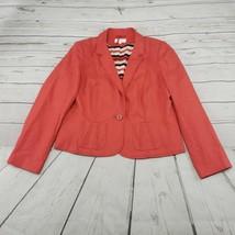 Marks & Spencer Jacket Size 14 US 18 UK Coat Blazer Measurements In Desc... - $49.89