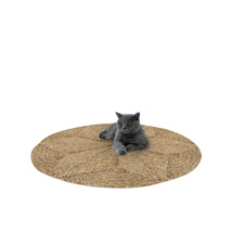 Made Terra Round Woven Area Rug Small (D 90cm) - $30.00