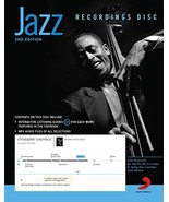 Recordings: for Jazz, Second Edition [CD-ROM] DeVeaux, Scott and Giddins... - $51.36
