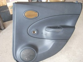 2014 NISSAN VERSA RIGHT REAR DOOR TRIM