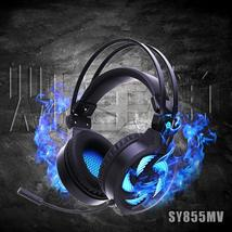 Stereo Gaming Headset for PC Surround Sound Xbox one PS4 Over-Ear Gaming Headpho - $30.30+