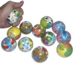 12 Pc Box Of Colorful Foam Squeeze Balls - $11.99
