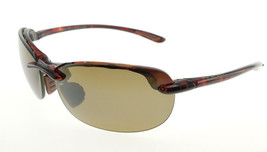 Maui Jim Hanalei Tortoise / Brown Polarized Sunglasses 413N-10 - $195.02