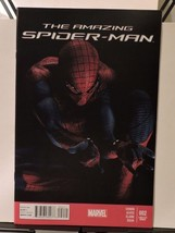The Amazing Spider-Man: The Movie Adaptation #2 (April 2014, Marvel) - $5.21