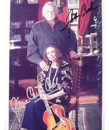 JOHNNY CASH & JUNE CARTER CASH  Authentic Autographed Signed Photo w/COA... - $225.00