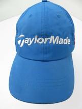 Taylor Made R15 Aero Burner Golf Blue Adjustable Adult Ball Cap Hat - $12.86
