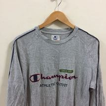 Champion Big Logo Shirt Size M - $38.00