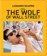 The Wolf Of Wall Street Steelbook [Blu-ray + DVD]