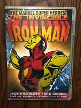 Iron Man The Complete 1966 Series DVD - $27.95