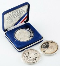 Menge Von 3 Hawaii .999 Silber Runde 2007 Kalaupapa 1999 Maui 1991 Perle... - $230.49