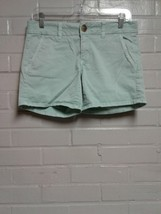 Womens american eagle jeans size 2 Stretch Casual Shorts - $8.46