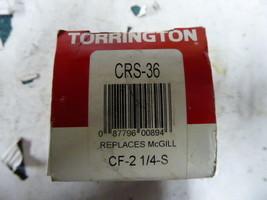 Timken CRS-36 Torrington Flat Cam Follower New Replaces McGill CF 2 1/4 S image 2