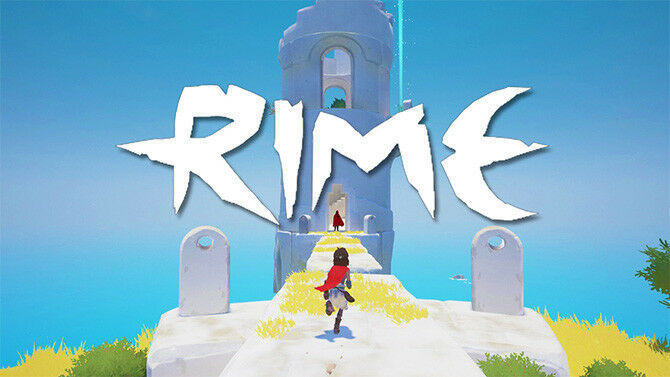 Primary image for Rime PC Steam Key NEW Download Game Fast Region Free