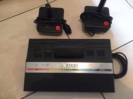 Vintage Old Atari 2600 Video Game console plus 32in1 game cartridge Joys... - $49.99