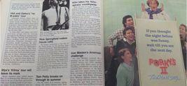 Vtg Heavy Metal Magazine Lot 8 Circus Creem 1982 1983 Van Halen Led Zeppelin image 6