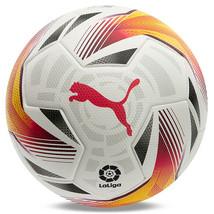 Puma LaLiga 1 Accelerate Ball Soccer Football White 08364501 Size 5 - $119.99