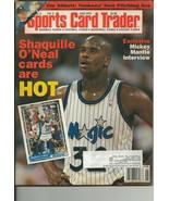 ORIGINAL Vintage June 1993 Sports Card Trader Magazine Shaquille O'Neal - $14.84