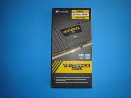 1 X 16GB DDR4 2666MHZ CORSAIR VENGEANCE LPX NUEVA EN SU CAJA ORIGINAL PR... - $122.05