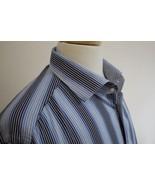 Jack Stone by Thomas Dean Men's Long Sleeve Button Down Dress Shirt size... - $14.84