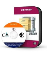 ZIP / WINZIP / UNZIP RAR File Compression Utility Software - Official ESD Code - $3.75