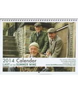 Last of the Summer Wine 2014 Wall Calendar 12 x 9 Inch Spiral Bound - $15.99