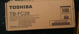 3 Boxes of Toshiba TB-FC28 Waste Toner in box genuine OEM  - $31.79